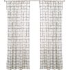 The Pillow Collection Single Curtain Panel