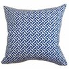 The Pillow Collection Quentin Cotton Throw Pillow