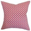 The Pillow Collection Zlin Cotton Throw Pillow