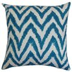 The Pillow Collection Kingspear Cotton Throw Pillow