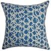 The Pillow Collection Makani Geometric Cotton Throw Pillow