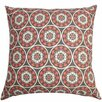 The Pillow Collection Saburo Geometric Outdoor Throw Pillow