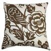 The Pillow Collection Campeche Cotton Throw Pillow