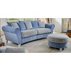 Cavadore 2-tlg. Sofa-Set Calia