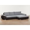 Cavadore Ecksofa Peace mit Bettfunktion
