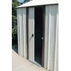 Rowlinson 12 x 24 Metal Garage Shed