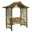 Rowlinson Dartmouth 2 Seater Timber Arbour