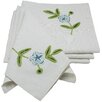 Xia Home Fashions Flora Linens Napkin (Set of 4)