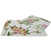 Xia Home Fashions Flora Linens Placemat and Napkin Set