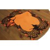 Xia Home Fashions Witch Embroidered Cutwork Halloween Table Topper