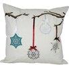 Xia Home Fashions Limb Ornament Accents Throw Pillow