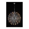 Manor Luxe Allium Sputnik Mini Chandelier