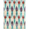 Pasargad Venice Hand Knotted Silk Transitional Area Rug