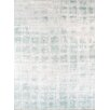 Pasargad Hand-Knotted Bamboo Rayon Silk Area Rug