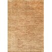 Pasargad Modern Hand-Knotted Beige Area Rug