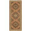 Pasargad Oushak Hand-Knotted Salmon Area Rug