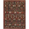 Pasargad Kazak Hand-Knotted Green Area Rug