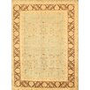 Pasargad Sultanabad Hand-Knotted Blue/Brown Area Rug
