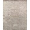 Pasargad Modern Hand-Knotted Beige/Brown Area Rug