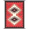 Pasargad Navajo Decorative Hand-Woven Wool Area Rug