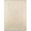 Pasargad Ferehan Hand-Knotted Ivory Area Rug