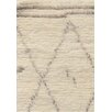Pasargad Casablanca Hand-Knotted Ivory Area Rug