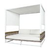 Mamagreen Stripe Daybed with Cushions