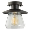 Globe Electric Company Barbara 1 Light Semi Flush Mount