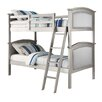 Donco Kids Hollywood Twin Bunk Bed