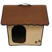 Penn Plax Zipper Standard Roof Dog House