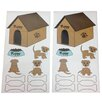 One Grace Place Puppy Pal Boy Wall Decal
