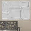 Wholesale Interiors Baxton Studio Geoffrey Rectangle Mirrored Wall Decor