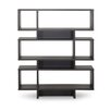 "Wholesale Interiors Baxton Studio Cassidy 6-Level 52.6"" Cube Unit"