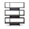 "Wholesale Interiors Baxton Studio Cassidy 6-Level 52.6"" Cube Unit"