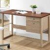 Wholesale Interiors Baxton Studio Van Buren Writing Desk