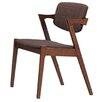 Wholesale Interiors Baxton Studio Elegant Upholstered Side Chair (Set of 2)