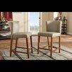 "Wholesale Interiors Olivia 25"" Bar Stool (Set of 2)"