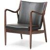 Wholesale Interiors Baxton Studio Shakespeare Leisure Lounge Chair
