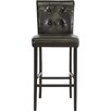 "Wholesale Interiors Baxton Studio 30"" Bar Stool (Set of 2)"