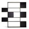 Wholesale Interiors Baxton Studio 62.99'' Accent Shelves Bookcase