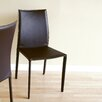 Wholesale Interiors Claudio Side Chair (Set of 2)