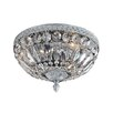 Allegri by Kalco Lighting Lemire 3 Light Flush Mount