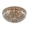 Allegri by Kalco Lighting Lemire 8 Light Flush Mount
