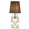 "Allegri by Kalco Lighting Portable 25.2"" H Table Lamp with Empire Shade"