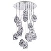 Allegri by Kalco Lighting Veronese 15 Light Cascade Pendant