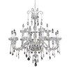 Allegri by Kalco Lighting Clovio 18 Light Crystal Chandelier