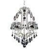 Allegri by Kalco Lighting Bedetti 5 Light Crystal Chandelier