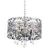 Allegri by Kalco Lighting Bizet 6 Light Crystal Chandelier