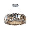 Allegri by Kalco Lighting Luxor 3 Light Drum Pendant