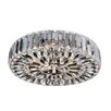 Allegri by Kalco Lighting Julien 4 Light Semi Flush Mount